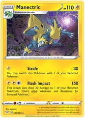 Manectric - 059/189 - Uncommon on Channel Fireball