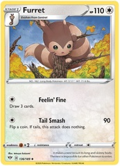 Furret - 136/189 - Common