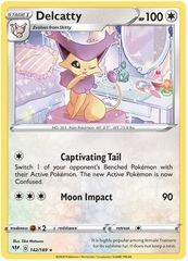 Delcatty - 142/189 - Rare