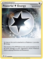 Powerful Colorless Energy - 176/189 - Uncommon
