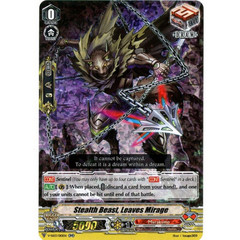 Stealth Beast, Leaves Mirage - V-SS03/010EN - RR