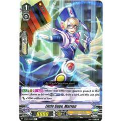 Little Sage, Marron - V-SS03/026EN - R