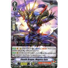 Stealth Dragon, Magatsu Gale - V-SS03/039EN - R