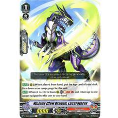 Vicious Claw Dragon, Laceraterex - V-SS03/042EN - R