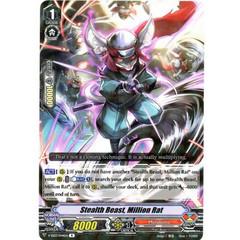 Stealth Beast, Million Rat - V-SS03/044EN - R