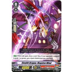 Stealth Dragon, Magatsu Wind - V-SS03/090EN - C