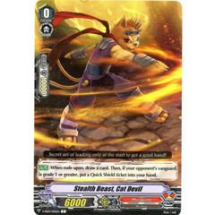 Stealth Beast, Cat Devil - V-SS03/092EN - C