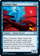 Treasure Mage - Foil