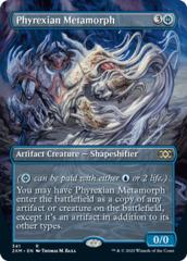 Phyrexian Metamorph - Foil - Borderless