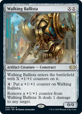 Walking Ballista - Foil