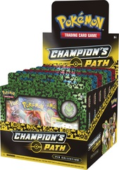 Champion's Path Pin Collection Display