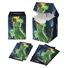 Ultra Pro - Zendikar Rising Combo PRO 100+ Deck Box V1 and Card Sleeves 100ct