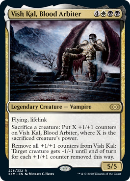 Vish Kal, Blood Arbiter