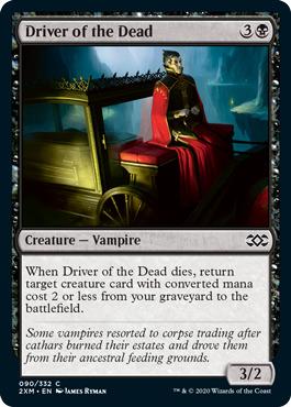 Driver of the Dead - Foil