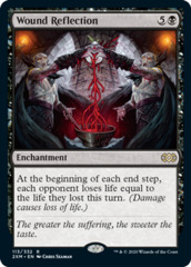 Wound Reflection - Foil