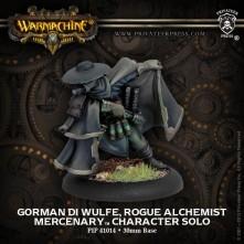 Gorman di Wulfe, Rogue Alchemist
