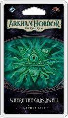 Arkham Horror LCG: Where the Gods Dwell - Mythos Pack