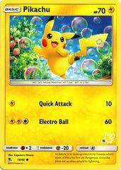 Pikachu - 15 - Common - Battle Academy: Pikachu Deck