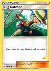 Bug Catcher - 26 - Uncommon - Battle Academy: Pikachu Deck