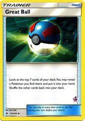 Great Ball - 119/149 - Uncommon - Battle Academy: Mewtwo Deck