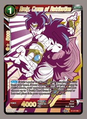 Broly, Crown of Retribution - P-177 - PR - Special Anniversary Box 2020 Alternate-Art Reprint
