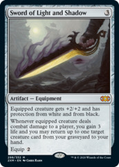 Sword of Light and Shadow (2XM)