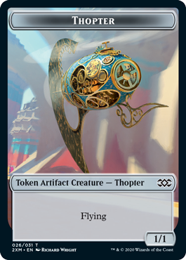Thopter Token (026)