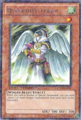 Dragunity Tribus - DT03-EN061 - Rare Parallel Rare - Duel Terminal on Channel Fireball