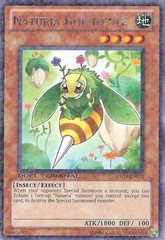Naturia Horneedle - DT03-EN070 - Duel Terminal Rare Parallel Rare - 1st Edition on Channel Fireball