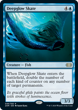 Deepglow Skate - Foil