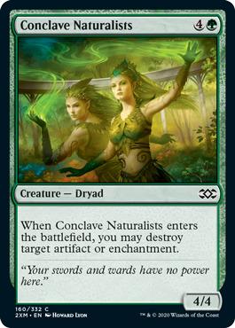 Conclave Naturalists - Foil