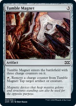 Tumble Magnet - Foil