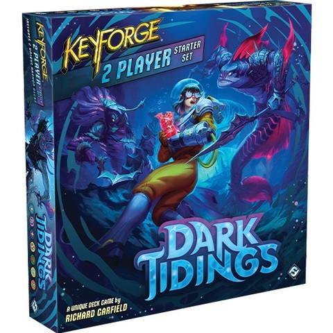KeyForge: Dark Tidings Two-Player Starter