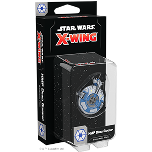 Star Wars X-Wing - 2nd Edition - HMP Droid Gunship Expansion Pack