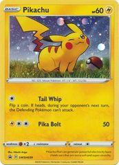 Pikachu - SWSH039 - SWSH Black Star Promos