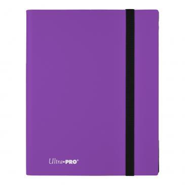 Ultra Pro - 9-Pocket Eclipse Royal Purple PRO-Binder