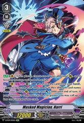 Masked Magician, Harri - V-BT09/SP01EN - SP (Special Parallel)