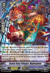 Seven Seas Pillager, Nightspinel - V-BT09/027EN - RR