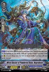 Witch Doctor of Powdered Bone, Negrobone - V-BT09/049EN - R