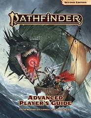Pathfinder Advanced Player's Guide - Second Edition