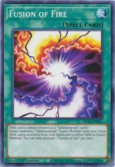 Fusion of Fire - MP20-EN025 - Common - 1st Edition