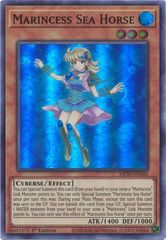 Marincess Sea Horse - MP20-EN102 - Super Rare - 1st Edition