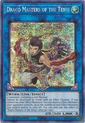 Draco Masters of the Tenyi - MP20-EN205 - Prismatic Secret Rare - 1st Edition