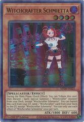 Witchcrafter Schmietta - MP20-EN221 - Ultra Rare - 1st Edition