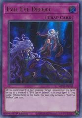 Evil Eye Defeat - MP20-EN242 - Ultra Rare - 1st Edition