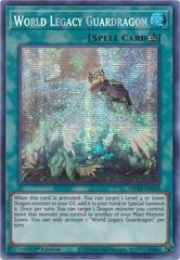 World Legacy Guardragon - MP20-EN029 - Prismatic Secret Rare - 1st Edition