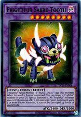 Frightfur Sabre-Tooth - TOCH-EN048 - Super Rare - Unlimited Edition