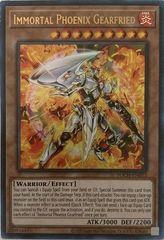 Immortal Phoenix Gearfried - TOCH-EN012 - Collector's Rare - Unlimited Edition