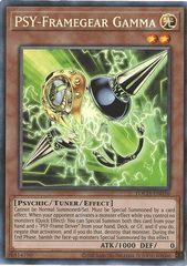 PSY-Framegear Gamma - TOCH-EN036 - Rare - Unlimited Edition