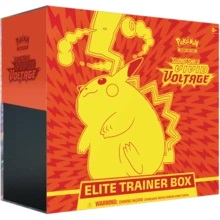 Sword & Shield - Vivid Voltage Elite Trainer Box